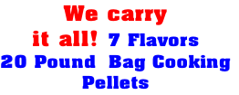 We carry 
