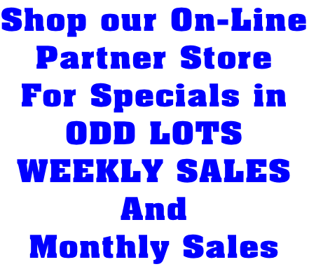 Shop our On-Line