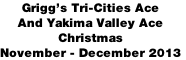 Grigg's Tri-Cities Ace