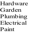 Hardware